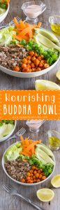 Nourishing Buddha Bowl Recipe