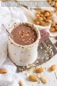 Healthy Almond Milk Hot Cocoa Recipe