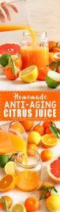 Homemade-Anti-Aging-Citrus-Juice-Recipe