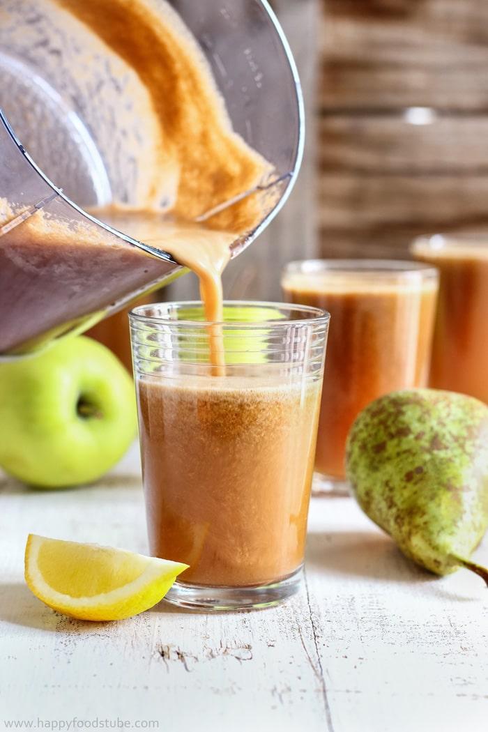 Cloudy Apple Pear Juice Image