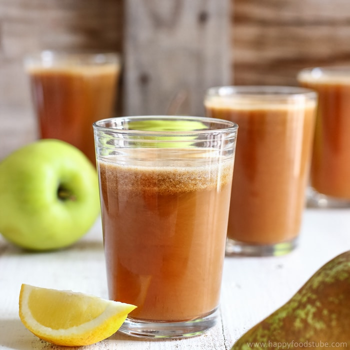 Cloudy Apple Pear Juice