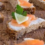 Easy Smoked Salmon Appetizers Recipe
