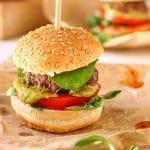 Sweet Chili Pesto Burger Sliders Recipe