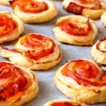 Bacon Pinwheels with Cheddar Picture