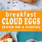 Breakfast Cloud Eggs Recipe Picture