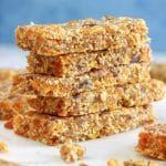 Fruity No Bake Energy Bars {Video}