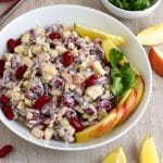 Bacon Red Bean Salad {Video}