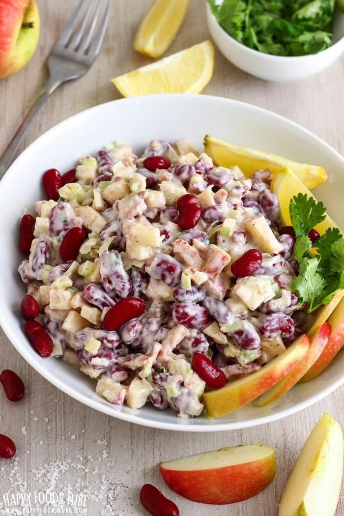 Bacon Red Bean Salad Photos