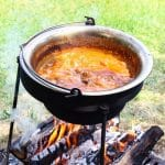 Simple Campfire Stew {Video}