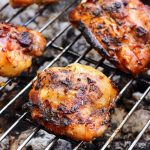 Honey Lemon Grilled Chicken {Video}