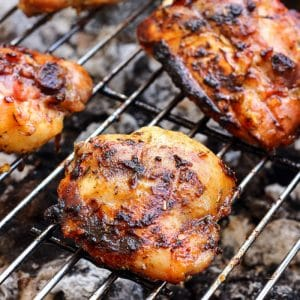 Honey Lemon Grilled Chicken Image