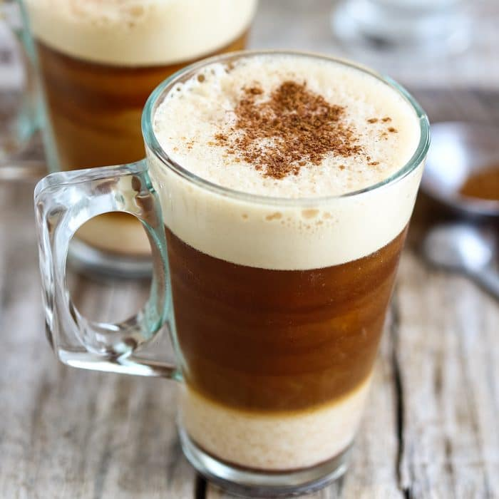 Cinnamon Iced Instant Coffee {Video}