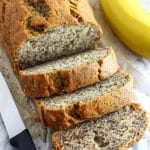 Poppy Seed Banana Bread Image