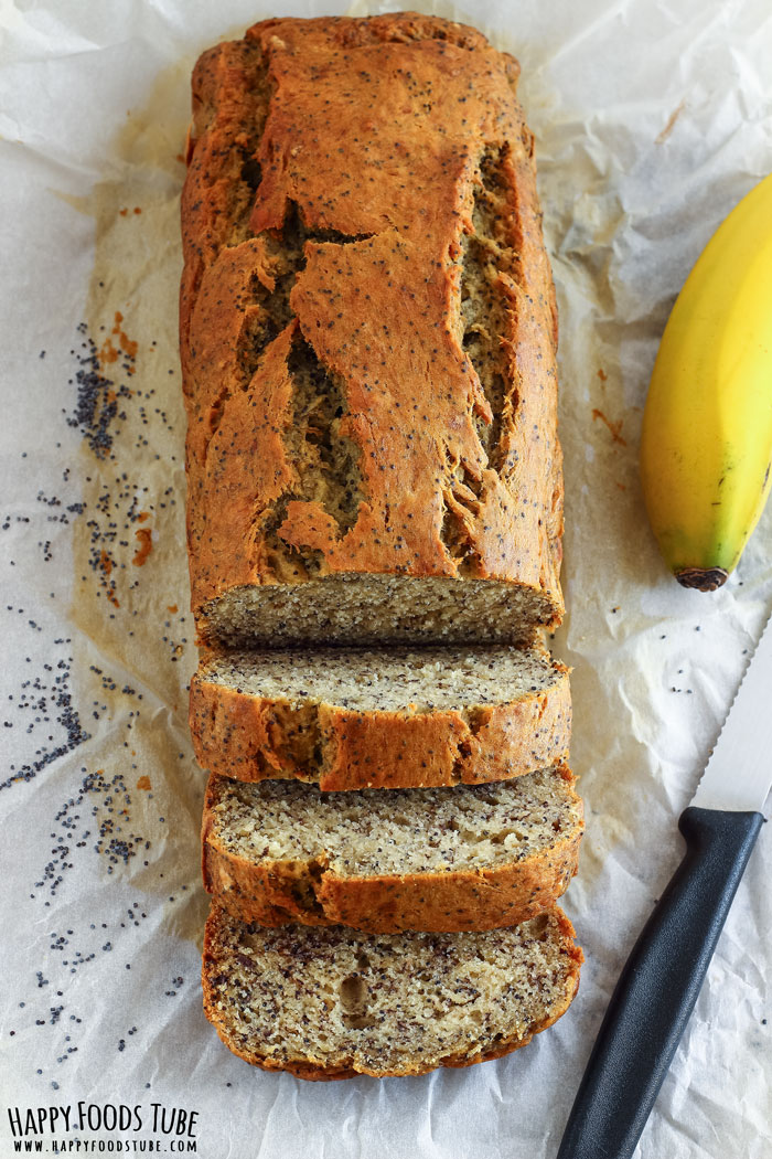 Poppy Seed Banana Bread Pic