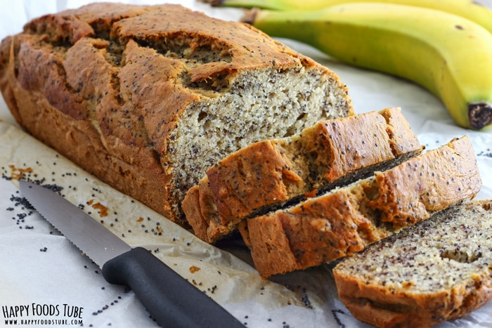 Poppy Seed Banana Bread Pics