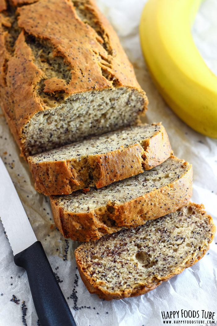 Poppy Seed Banana Bread Picture