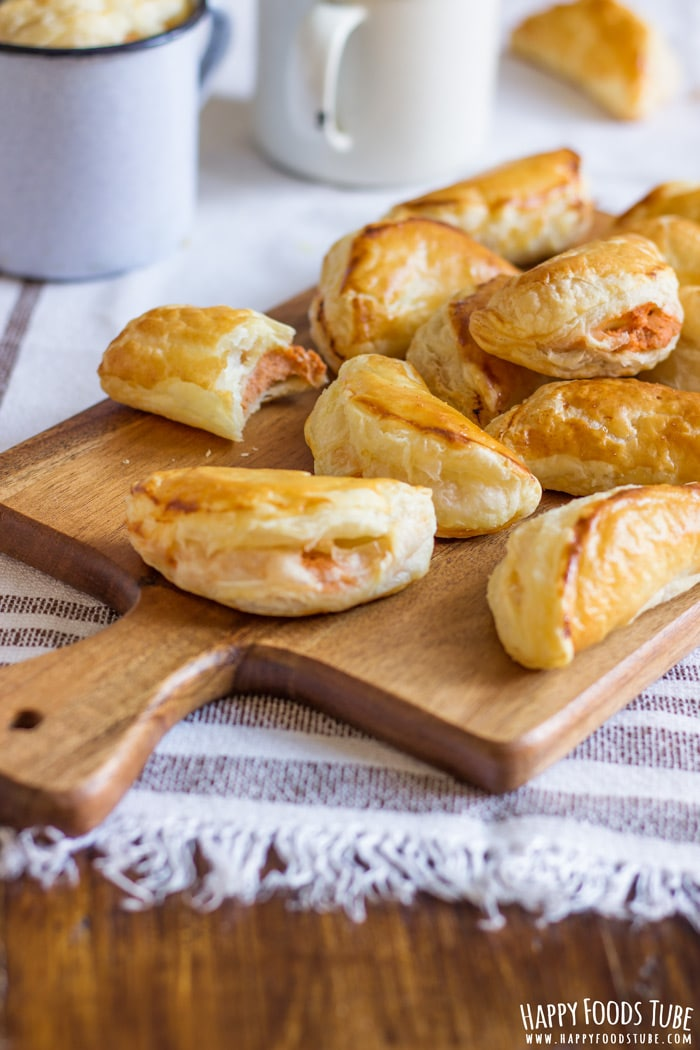 Puff Pastry Tuna Empanadas Photos