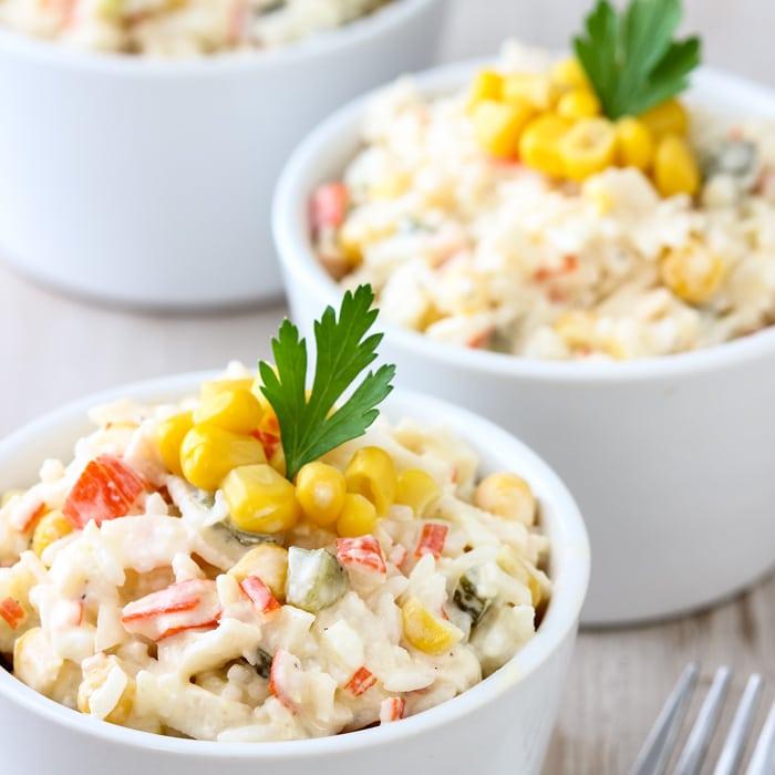 Crab Salad Recipe Uk