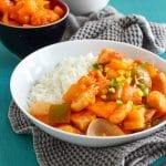 Simple Sweet and Sour Chicken Image