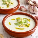 Spanish Ajoblanco Garlic Soup Image