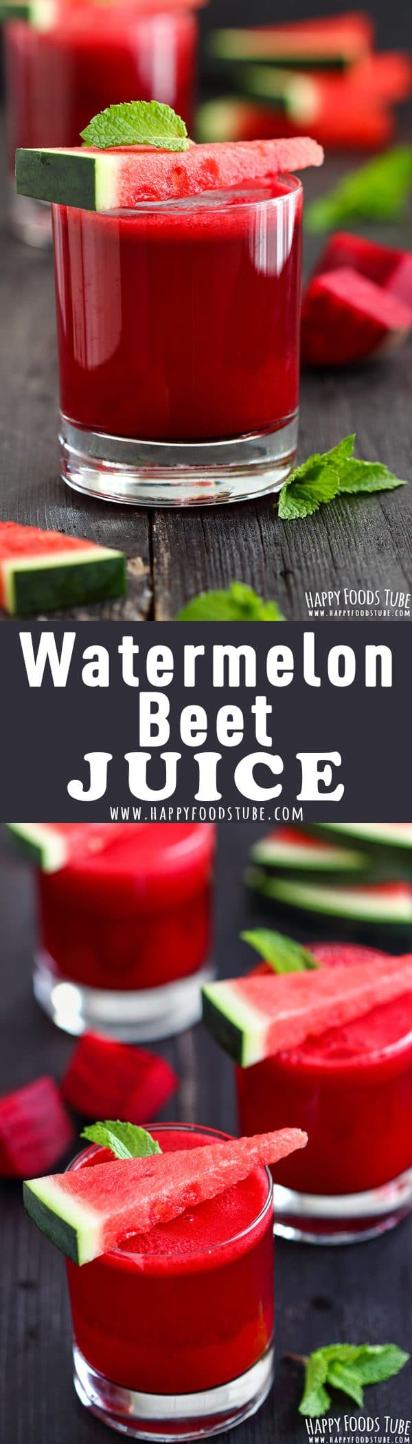Watermelon Beet Juice Recipe Picture