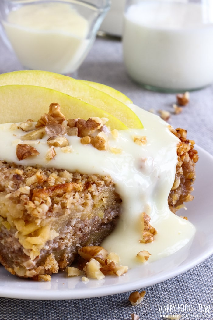 Apple Oatmeal Bake Pic