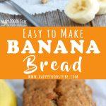 Banana Bread Recipe Picture