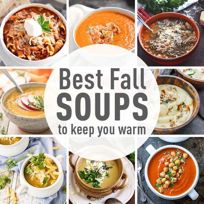Best Fall Soups to Keep You Warm