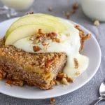 Apple Oatmeal Bake Recipe
