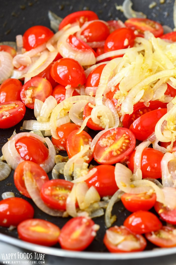 How to make Broccoli Tomato Pasta Salad Image