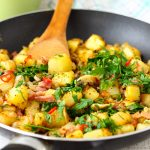 Pan Fried Breakfast Potatoes