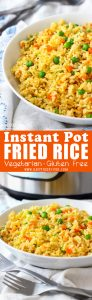 Easy Instant Pot Fried Rice Recipe