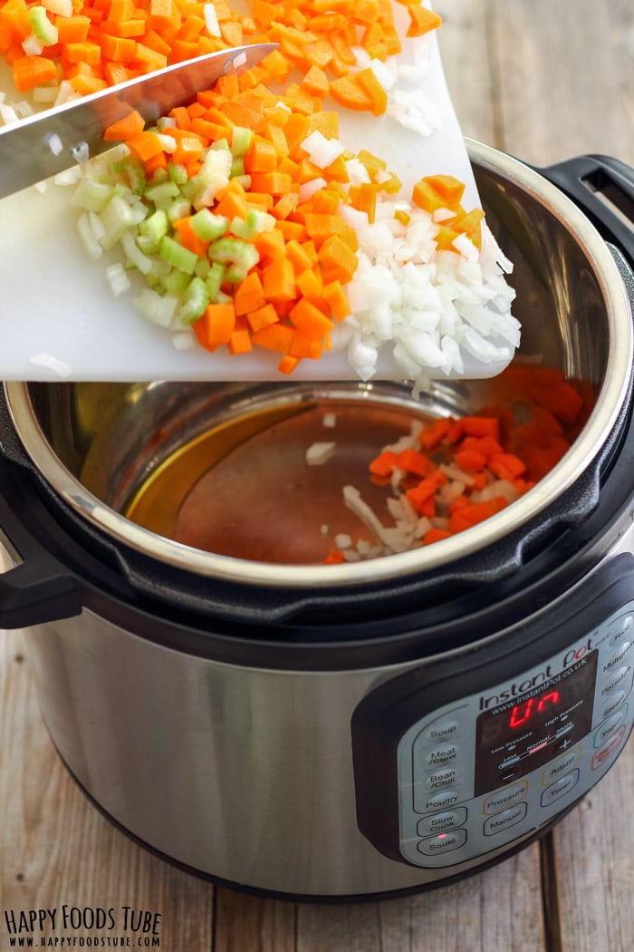 How to Make Instant Pot Bolognese Sauce Step 2 Picture