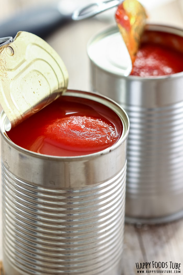Instant Pot Bolognese Sauce Tomato Tins Picture