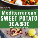 Mediterranean Sweet Potato Hash Recipe Picture