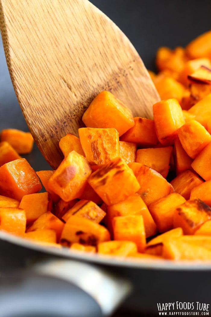 Mediterranean Sweet Potato Hash Skillet Picture