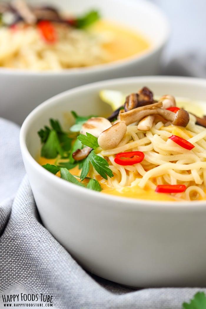 Spicy Thai Pumpkin Soup Pic