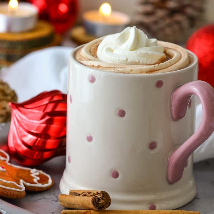 Gingerbread Hot Chocolate Image