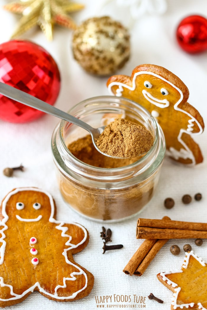 Homemade Gingerbread Spice Mix Picture