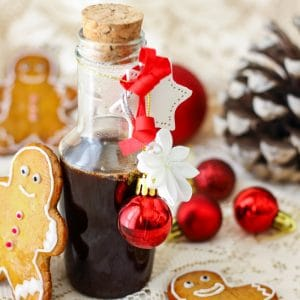 Homemade Gingerbread Syrup Image