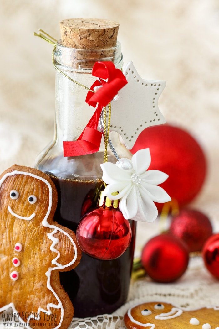 Homemade Gingerbread Syrup Pic