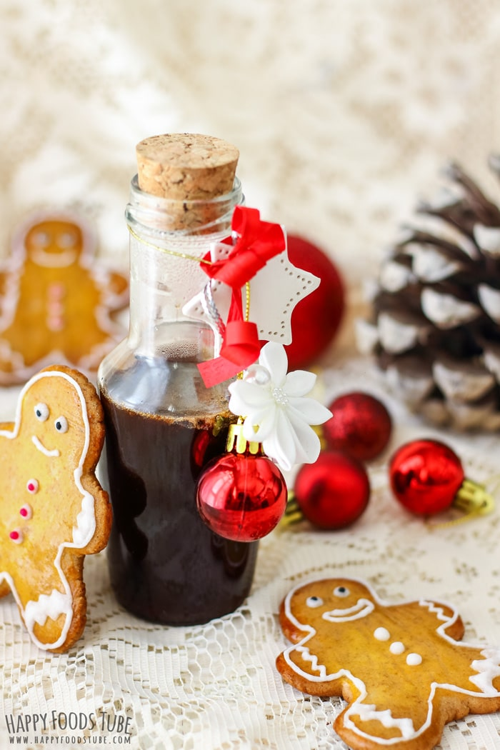 Homemade Gingerbread Syrup Picture