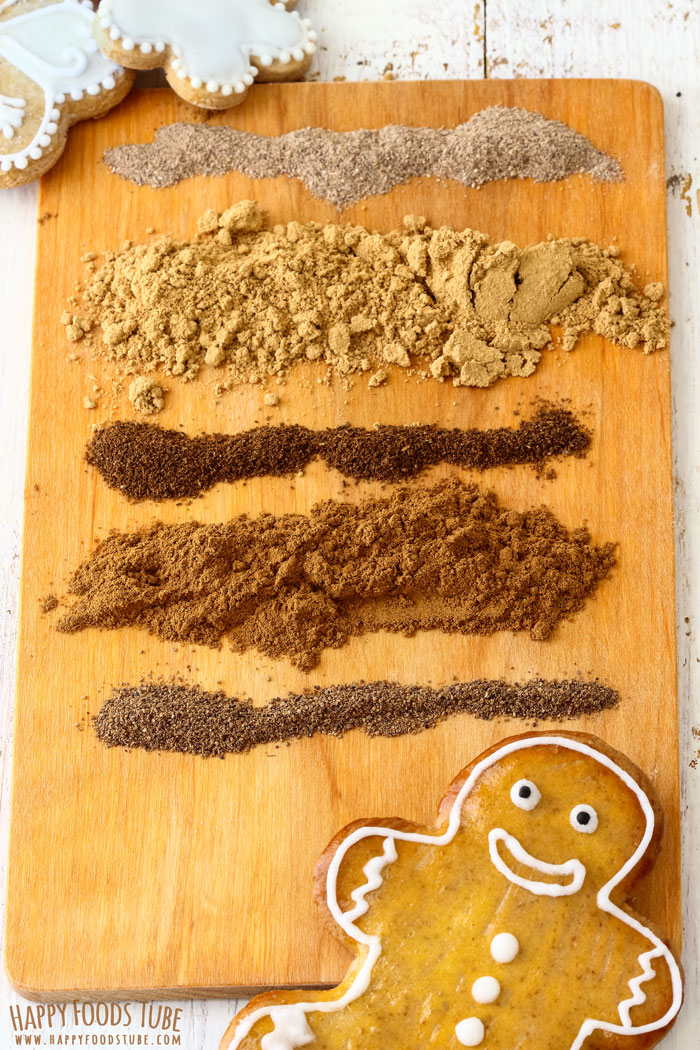 How to Make Homemade Gingerbread Spice Mix Image