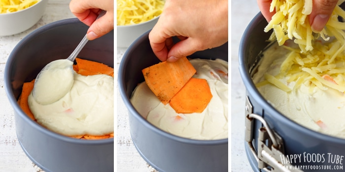 Step by Step How to Make Instant Pot Sweet Potato Gratin Picture