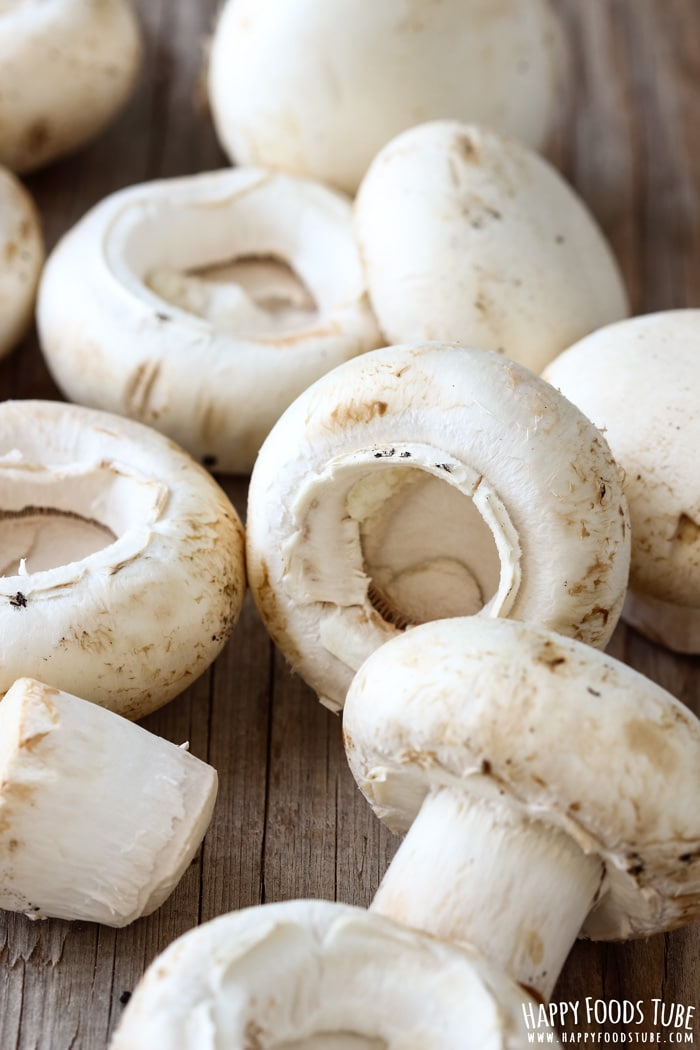 Fresh Mushrooms Picture