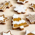 Simple Gingerbread Cookies Image