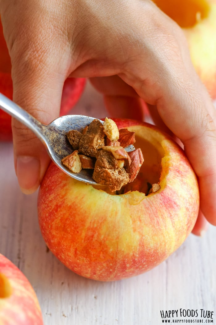 How to make Instant Pot Baked Apples Step 2 Picture