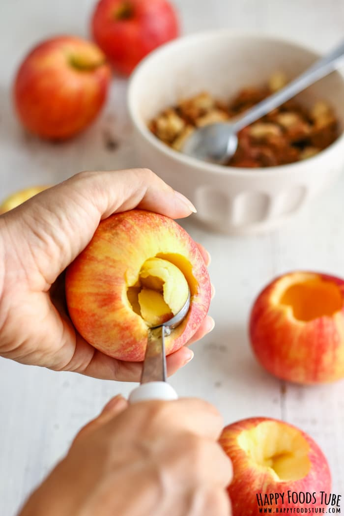 How to make Instant Pot Baked Apples Step 1 Picture
