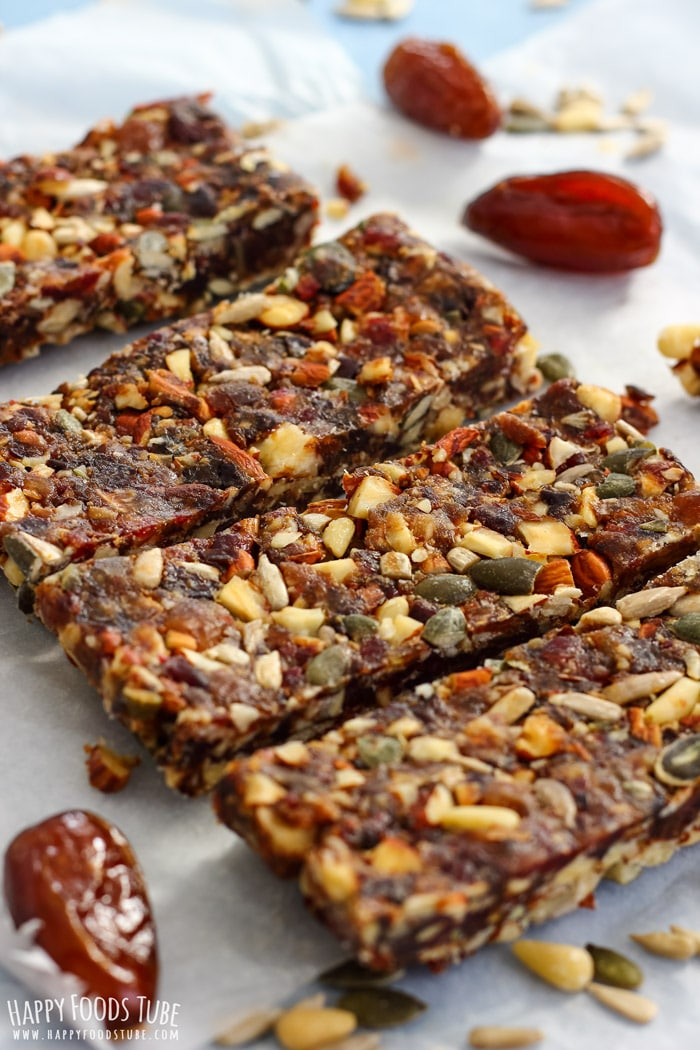 No Bake Energy Bars Photo