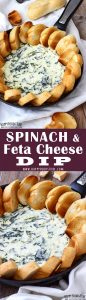 Spinach and Feta Dip Recipe Picture